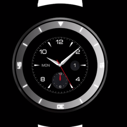 LG G Watch R will be the rival to Motorola 360