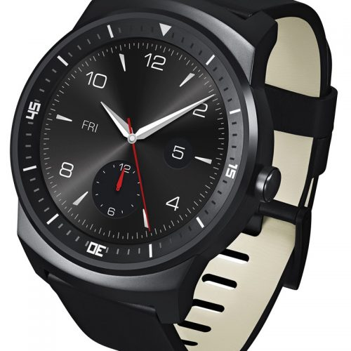 LG G Watch R goes official with an attractive hardware specifications