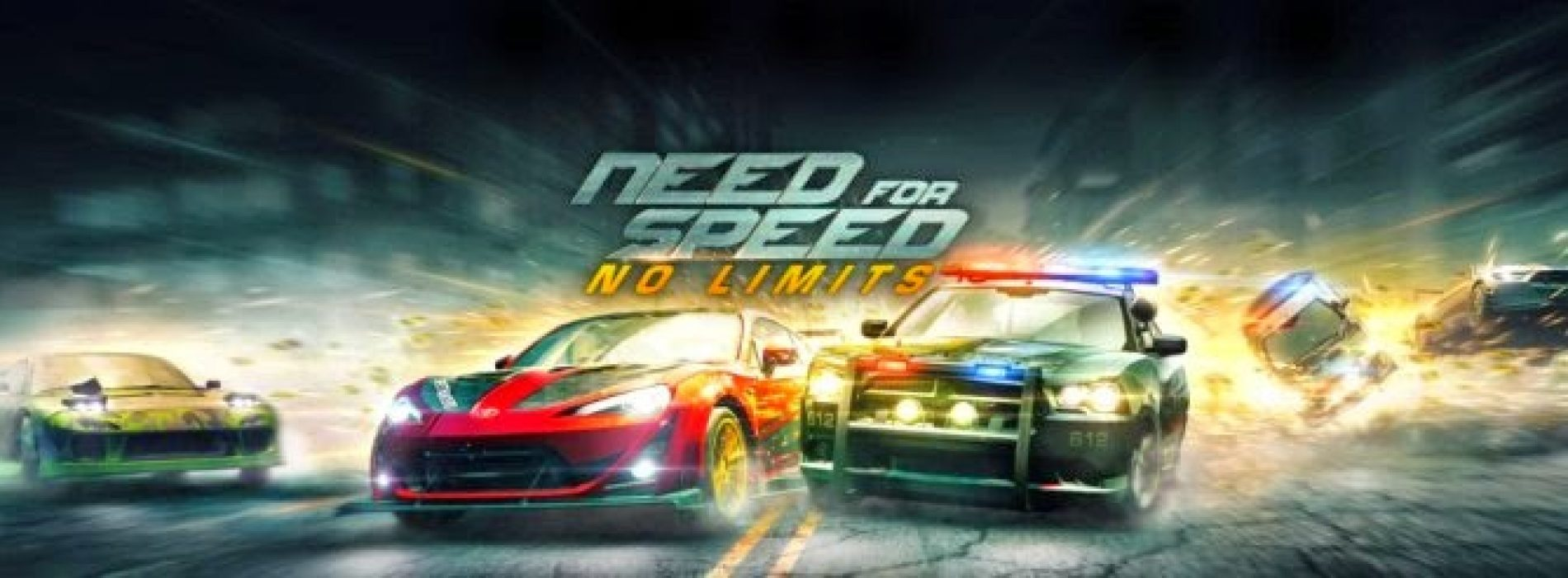 Prepare yourself to get out of the limit with the all new Need For Speed: No Limits