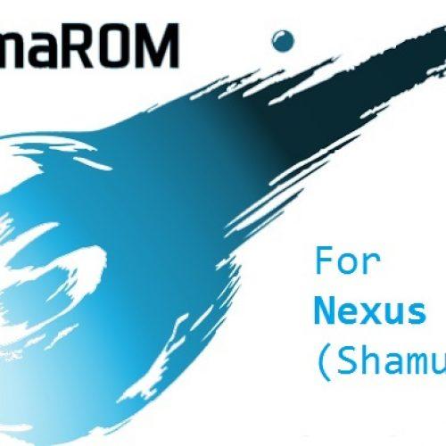 UltimaROM custom ROM for Nexus 6 Lollipop 5.1.1