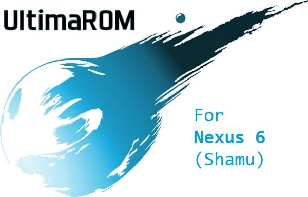 UltimaROM custom ROM for Nexus 6