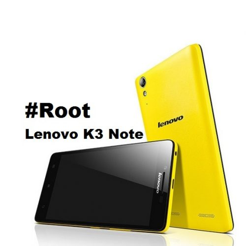 How to ROOT Lenovo K3 NOTE and install CWM