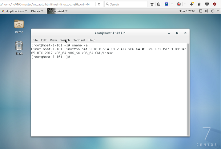 CentOS 7 Linux in action
